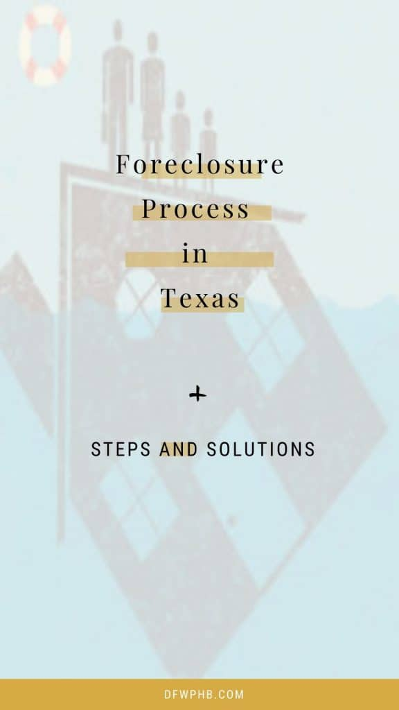 A Texan family is losing their house to foreclosure and mortgage laws in Texas