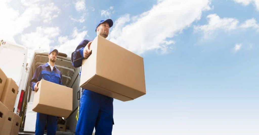 Professional movers help Texas homeowners with relocation